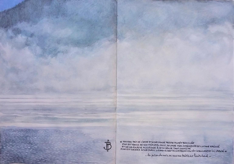 """Philippe Brobeck - """"La prise de vues ou vue tentée sur l'autre bord"""""""