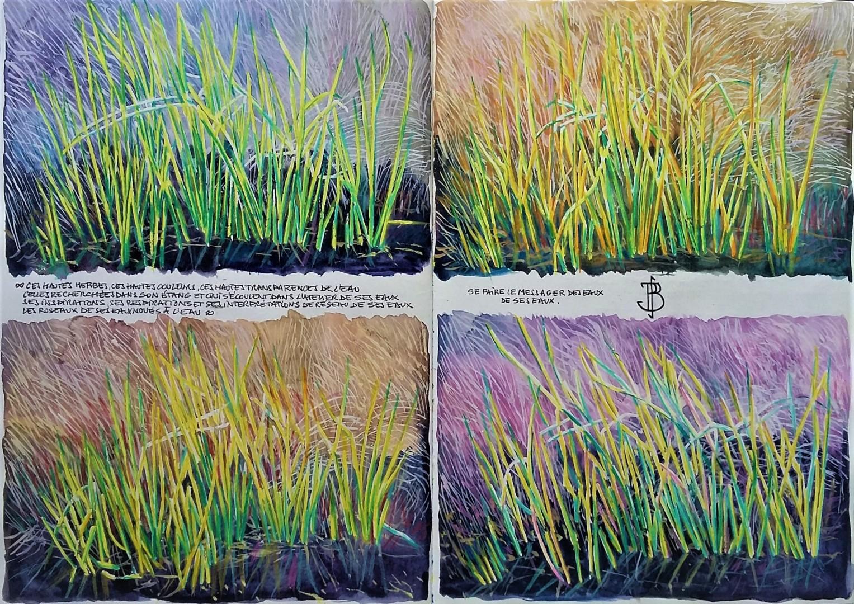 "Philippe Brobeck - "" Les hautes herbes """
