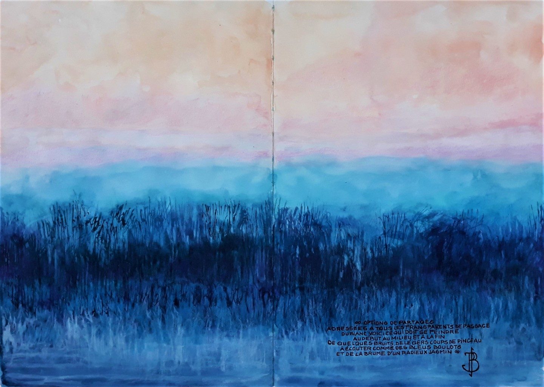 """Philippe Brobeck - """" les bleus boulots """""""