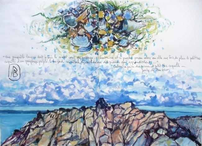 """Philippe Brobeck - """"une presqu''île longue..."""""""