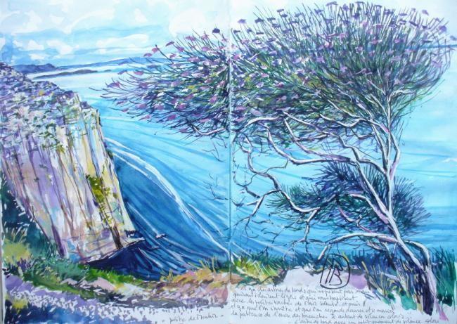 """Philippe Brobeck - """"Il y a des arbres de bords..."""""""