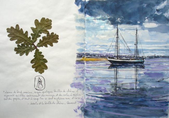 "Philippe Brobeck - ""Lame de fond marine..."""
