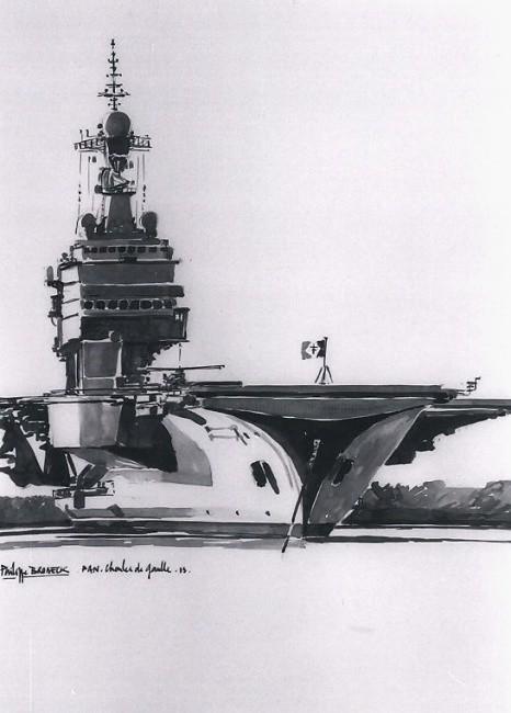 "Philippe Brobeck - ""le PAN Charles de Gaulle """