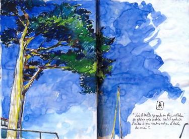 """"""" L'arbre en plein ciel """""""