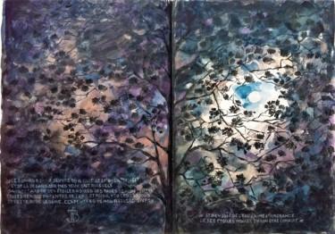 """"""" L'arbre et ses étoiles noires """""""