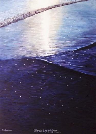 """"""" effets de vagues - voix d'eau de mer """""""