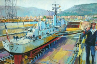 le débarquement du Provençal Toulon 1972
