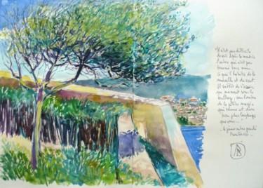l'arbre après la montée Bonifacio