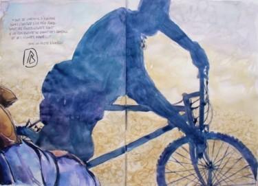 """"""" Autoportrait à vélo Sur la route d'Oléron """""""