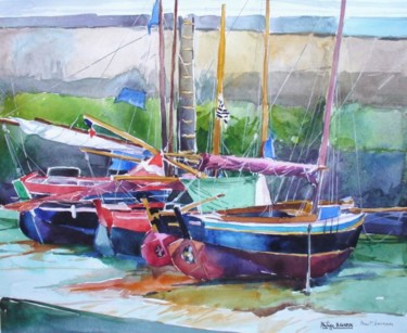 """petites barques Brest"""
