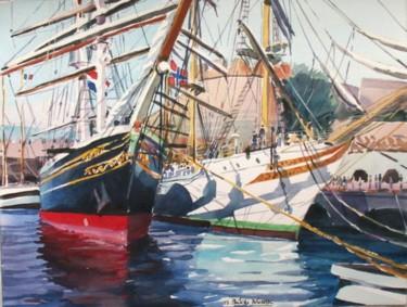 """""""grands voiliers à Brest"""""""