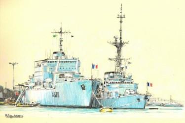 """""""navires sur coffre"""""""