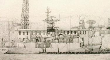 """""""aviso commandant Blaison à quai Toulon"""""""