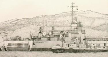 """""""TCD Ouragan et remorqueur Port Cros Toulon"""""""