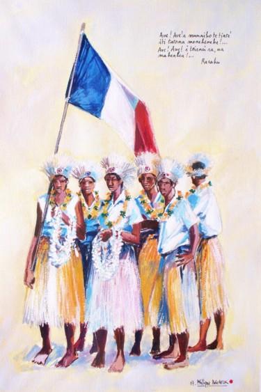 """""""Tahitiens aux couleurs"""""""