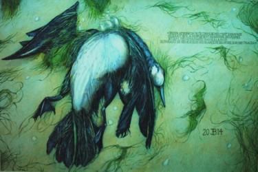 le cormoran mort