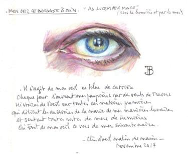 Mon oeil ce bordage à clin