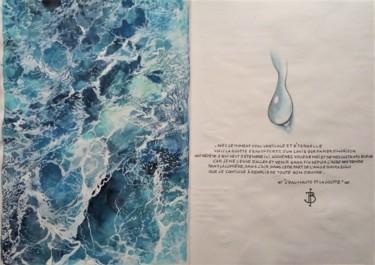 """"""" L'eau haute et la goutte d'eau """""""