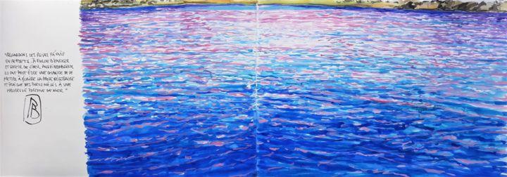 """Philippe Brobeck - """" voix d'eau 32 """""""
