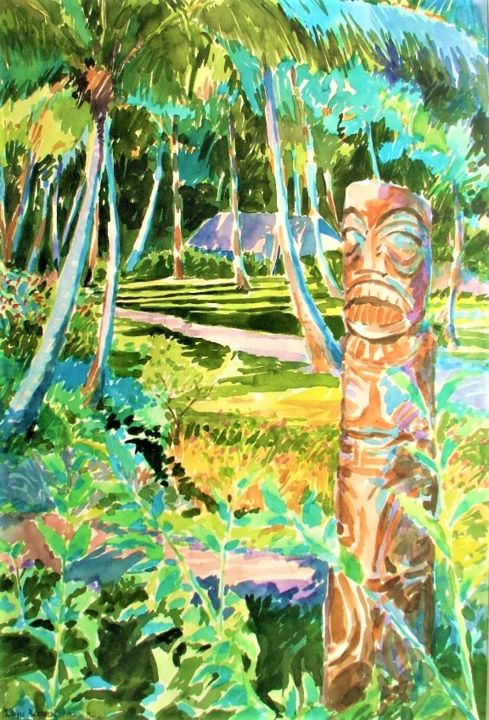 "Philippe Brobeck - "" Bora Bora """